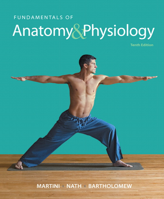 Fundamentals of Anatomy and Physiology 10 th