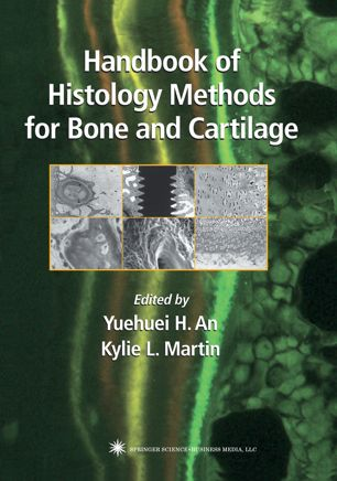 histology methods for bone and cartilage free