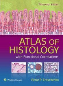 Atlas of Histology PDF