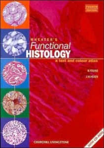 Wheater's Functional Histology 4th Edition  Pdf